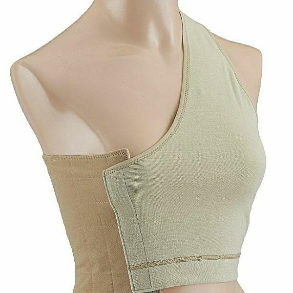 片胸帯(左用)